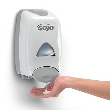 GOJO Manual Soap Dispenser, 1250 mL., Dove Gray (5150-06)