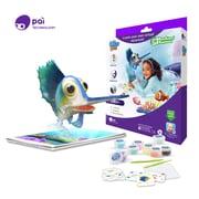 Pai Technology Ocean Pets, Combine Art and AR Technology to Create a Virtual Aquarium (T0014U)