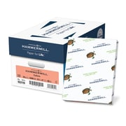 "Hammermill Colors Paper, Salmon, 8 1/2"" x 11"", 20 lbs., 5000 Sheets/CT"