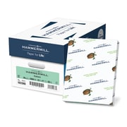 "Hammermill Colors Paper, Green, 8 1/2"" x 11"", 20 lbs., 5000 Sheets/CT"