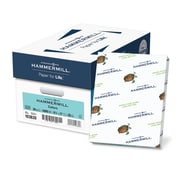 "Hammermill Colors Paper, Turquoise, 8 1/2"" x 11"", 20 lbs., 5000 Sheets/CT"