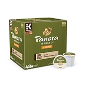 Panera Dark Roast, Single Serve Coffee K-Cup Pod, 100% Arabica Coffee,48 Count (376225)