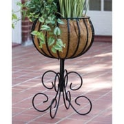 Gardman USA Blacksmith Patio Urn With Coco Liner (R954)