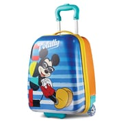 "Disney Mickey Mouse 18"" Hardside Upright, Polycarbonate Mickey Mouse (90461-4450)"