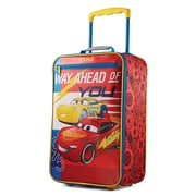 "Disney Cars 18"" Softside Upright, Polyester Cars (89682-4429)"