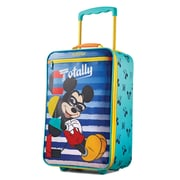 "Disney Mickey Mouse 18"" Softside Upright, Polyester Mickey Mouse (89682-4450)"