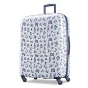 "Disney Snowwhite 28"" Hardside Spinner, Polycarbonate Blue/White (107619-1118)"