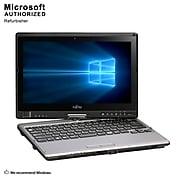 "Fujitsu Lifebook T734 12.5"" Refurbished Touchscreen Laptop, Intel Core i3-4000M, 8GB Memory, 320GB HDD"