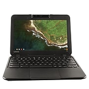 "Lenovo N22 11.6"" Refurbished Chromebook, Intel Celeron N3050, 4GB Memory, 16GB SSD"