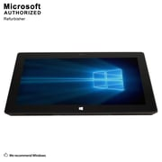 Microsoft Surface Pro 2 (1601) 10.6 inch, Tablet, Intel Core i5-4200U, 4GB DDR3, Refurbished (EN/ESP)