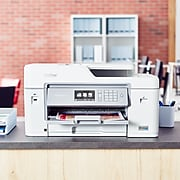 Brother MFC-J6545DW XL Extended Print INKvestment Tank Color Inkjet All-in-One Printer