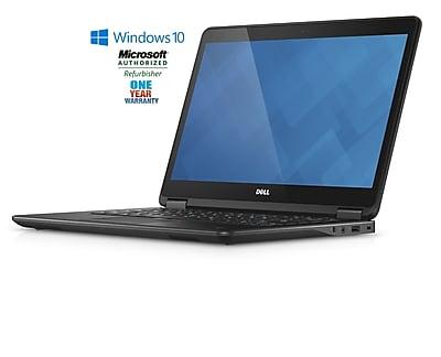 "Dell Latitude E6440 Laptop, Intel Core i7-4600M 2.9GHz, 8GB RAM, 500GB Hard Drive, 14"" Screen, Windows 10 Pro, Refurbished"