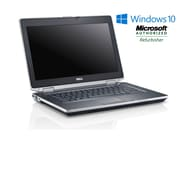 "Dell Latitude E6430 Laptop, Intel Core i5 2.6GHz, 4GB RAM, 320GB Hard Drive, 14"" Screen, Windows 10 Home, Refurbished"