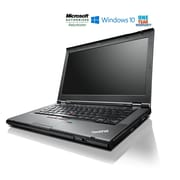 "Lenovo Thinkpad T430 Laptop, Intel Core i5 2.6GHz, 8GB RAM, 320GB Hard Drive, 14"" Screen, Windows 10 Home, Refurbished"