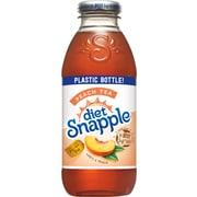 Snapple Diet Peach Tea, 16 oz., 12/Pack (10099496)
