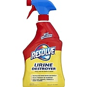 Resolve Urine Destroyer Stain & Odor Remover, 32 oz. Bottle (19200-99487)