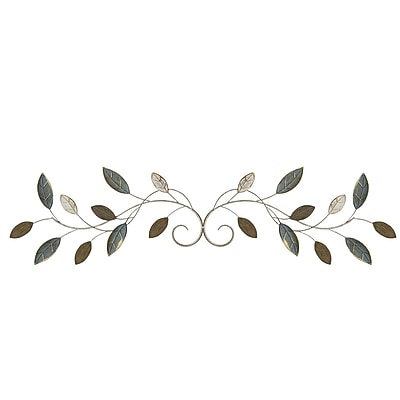 Stratton Home Decor Graceful Over the Door Wall Decor (S07760)