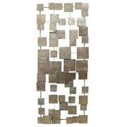 Stratton Home Decor Geometric Tiles Wall Decor (SHD0211)