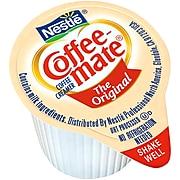 Nestle Coffee mate Single Serve Original Liquid Creamer, 0.38 oz., 360/Carton (NES35010)