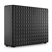 Seagate Expansion Desktop 6TB USB 3.0 External Hard Drive, Black (STEB6000403)
