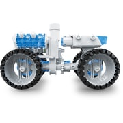 RoboBlox STEM Quadbot, Blue and White (9519)