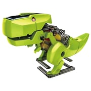 RoboBlox STEM Transformabot, Green and White (9520)