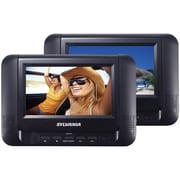 "Sylvania® 7"" Dual Screen/Dual DVD Portable DVD Players (SDVD8791)"
