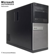 Dell OptiPlex 7010 Desktop Computer, Tower, Intel Core i5-3470, Refurbished (S18VFTDEDT00P93)