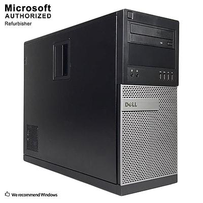 Dell OptiPlex 7020 Desktop Computer, Intel Core i5-4570, 120G SSD+2TB HDD, Tower, Refurbished