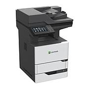 Lexmark MX720 Series 25B0001 USB, Wireless, Network Ready Black & White Laser All-In-One Printer