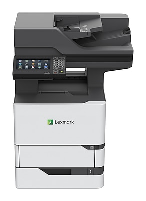 Lexmark MX722ADE Wireless Monochrome All-In-One Laser Printer