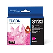 Epson 312XL Magenta High Yield Ink Cartridge