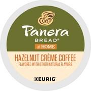 Panera Hazelnut Crème, Single Serve Coffee K-Cup Pod, Flavored Coffee, 48 Count (375846)