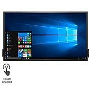 """Dell C7017T 70"""" Class LED Display Interactive Communication 1080p (Full HD), Black"""