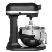 KitchenAid® Professional 600™ 6 Quart Bowl-Lift Stand Mixer, Imperial Black, Refurbished (RKP26M1XBK)