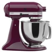 KitchenAid® Artisan® 5 Quart Tilt-Head Stand Mixer, Boysenberry, Refurbished (RRK150BY)