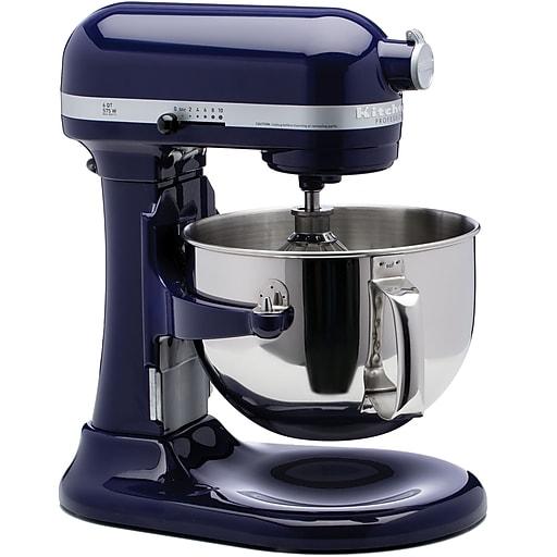 KitchenAid® Professional 600™ 6 Quart Bowl-Lift Stand Mixer, Cobalt on portable drum mixer stand, kitchenaid 6 qt glass bowl, kitchenaid artisan stand mixer cobalt blue, kitchenaid classic stand mixer,