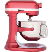 KitchenAid® Professional 600™ 6 Quart Bowl-Lift Stand Mixer, Candy Apple Red, Refurbished (RKP26M1XCA)