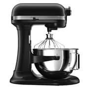KitchenAid® Professional 5™ Plus 5 Quart Bowl Lift Stand Mixer, Onyx Black, Refurbished (RKV25G0XOB)