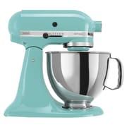 KitchenAid® Artisan® 5 Quart Tilt-Head Stand Mixer, Aqua Sky, Refurbished (RRK150AQ)