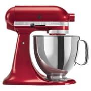KitchenAid® Artisan® 5 Quart Tilt-Head Stand Mixer, Candy Apple Red, Refurbished (RRK150CA)