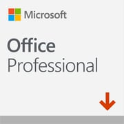Microsoft Office Professional 2019 for 1 User, Windows, Download (269-17076)