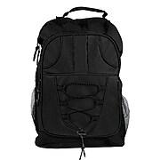 "Prefilled 17"" Backpack 18 Piece School Supply Kit (PF 17 BLK/BLK)"