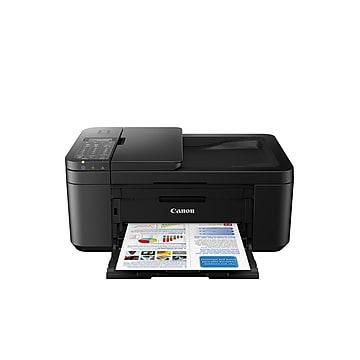 Canon PIXMA TR4520 Wireless Color All-In-One Printer, Black