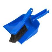 Quickie 402ZQK Dust Pan & Brush Set