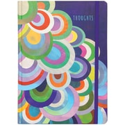 JAM Paper® Journal with Vibrant Rings Design, 5 3/4 x 8 1/4, 160 Lined Pages (377234318)