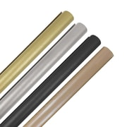 JAM Paper® Kraft Wrapping Paper Rolls, Elegant Colors Assortment, 100 Sq. Ft, 4 Gift Wrap Rolls/Pack (165K25ASSTEC)