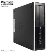 HP Compaq 6200 Pro Small Form Factor Refurbished Desktop Computer, Intel Core i5-2400, 360GB SSD
