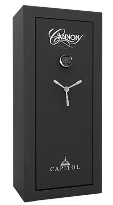 Cannon Capitol Series 24-Gun and Home Safe (CP5926-H1TEC-17)