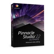 Pinnacle Studio 22 Ultimate for 1 User, Windows, Download (ESDPNST22ULML)